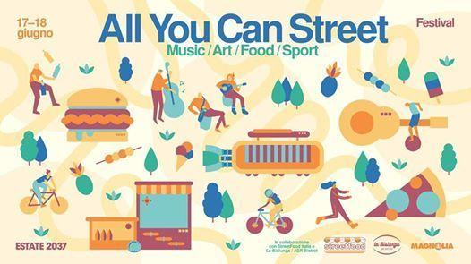 all you can street