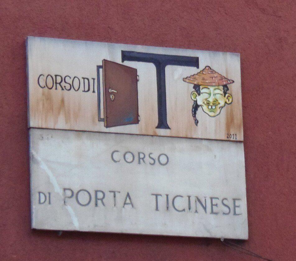 Via dell 39 ironia e l 39 apatia se ne va via for Corso di porta genova milano