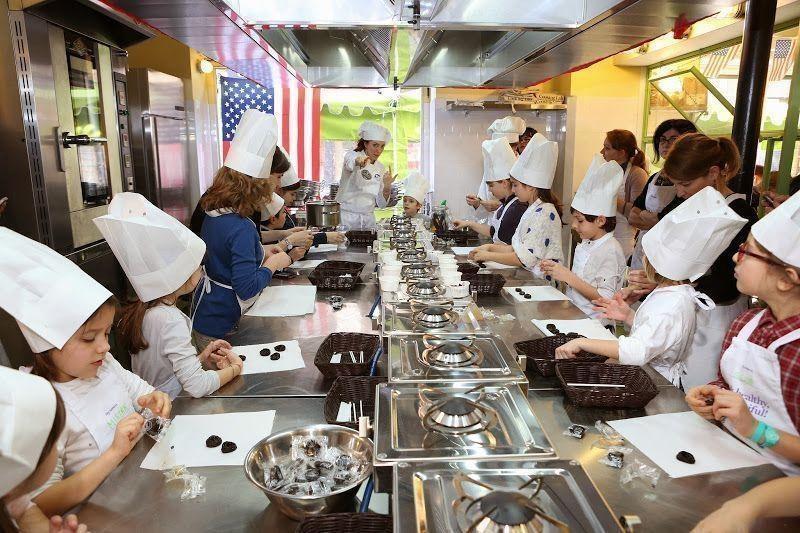 Corsi cucina per bambini milano da california bakery - Corsi cucina milano cracco ...