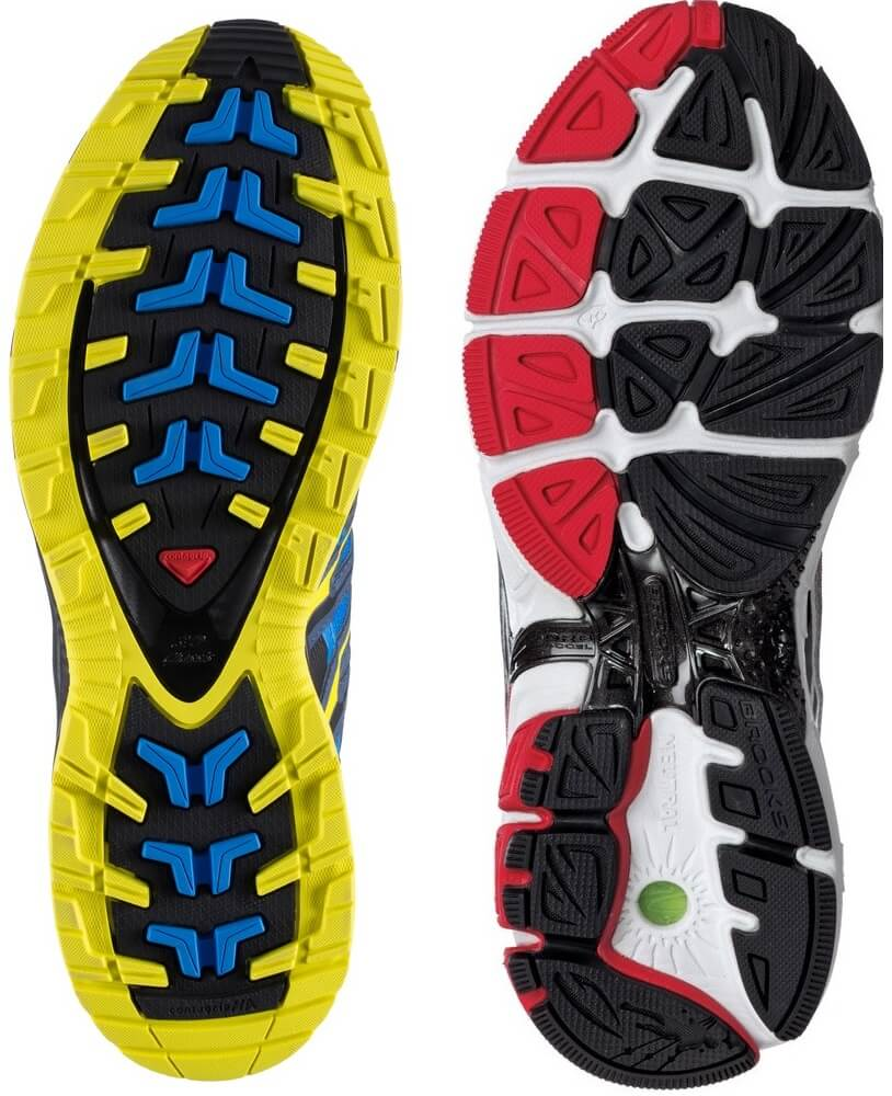 qualità vendita calda genuina boutique outlet Running: differenza tra scarpe da trail e scarpe da corsa su ...