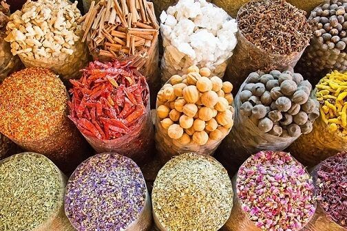multicultural spices