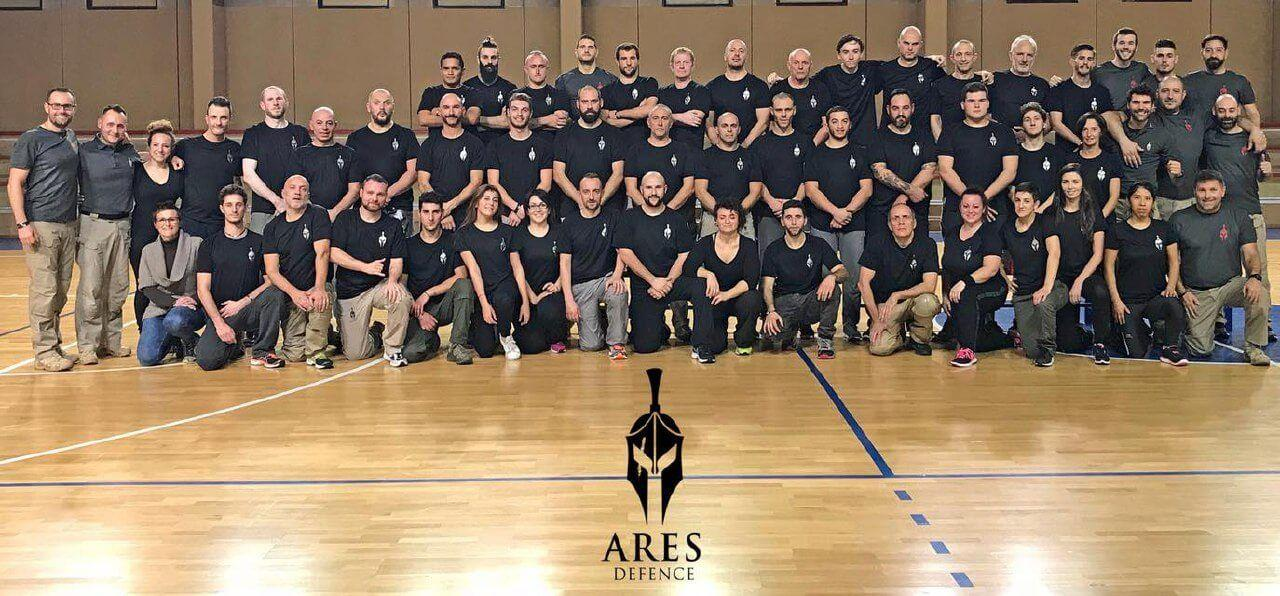 ares defence