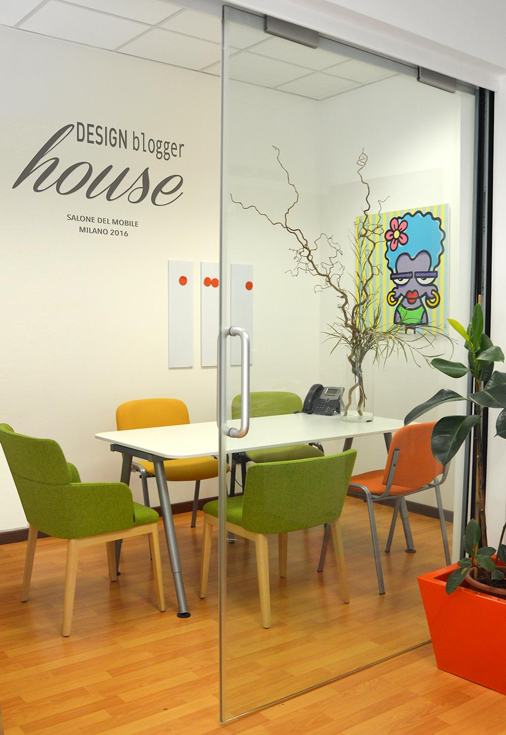 design blogger house