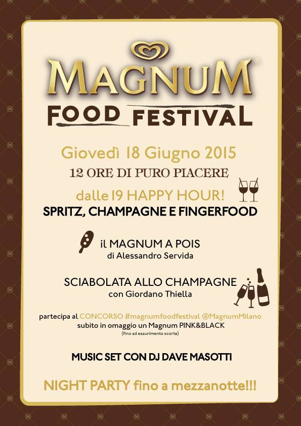 magnum party 2015