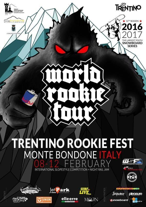 world rokie tour