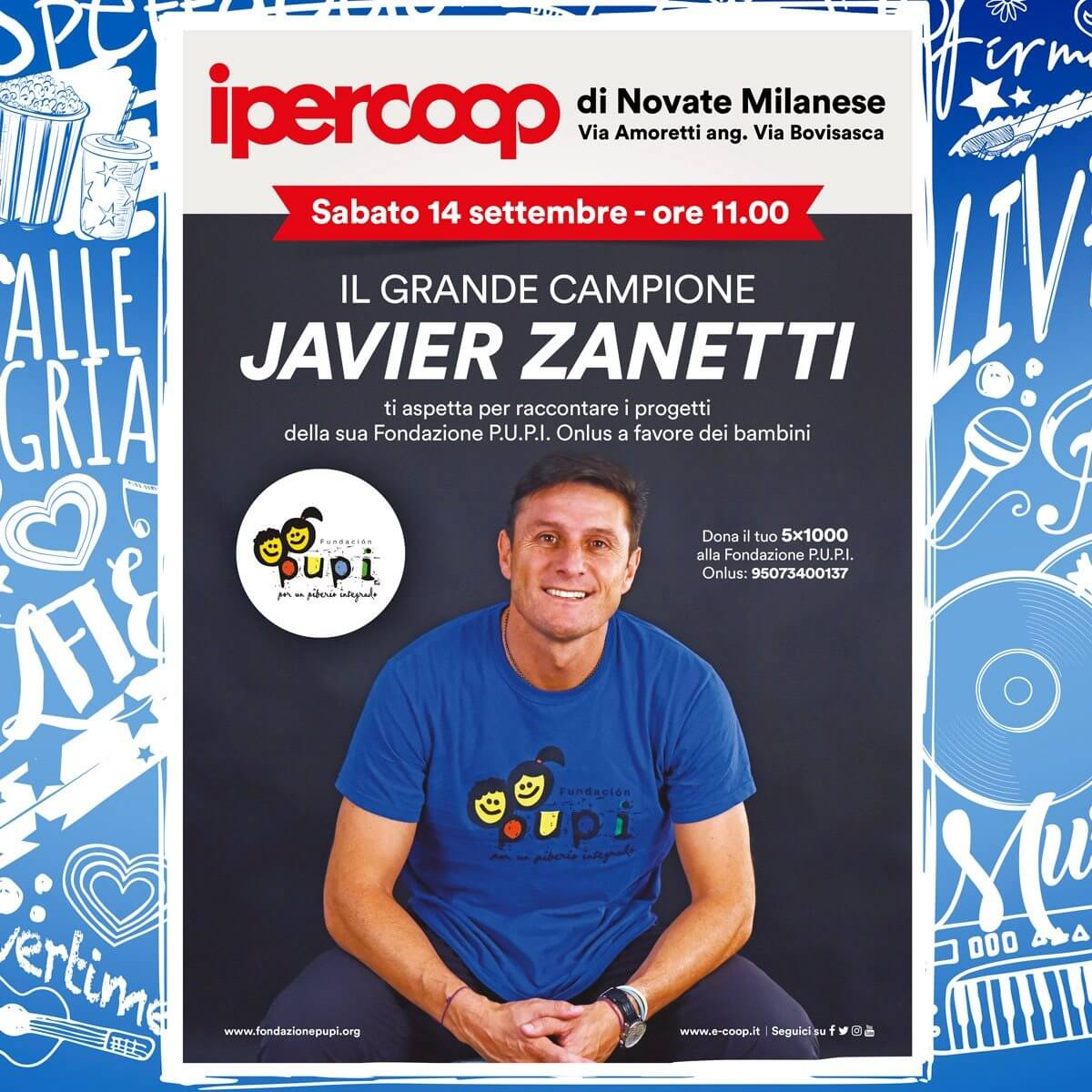 zanetti novate ipercoop
