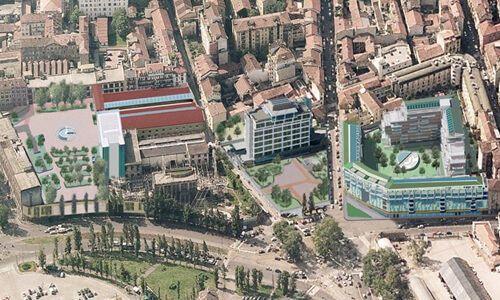 Pausa urbana nuovo quartiere expo 2015 residenti e - Residenze di porta nuova ...