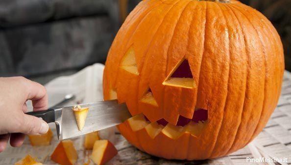 Zucche Di Halloween Terrificanti.Jack O Lantern Ecco Come Realizzare La Zucca Di Halloween