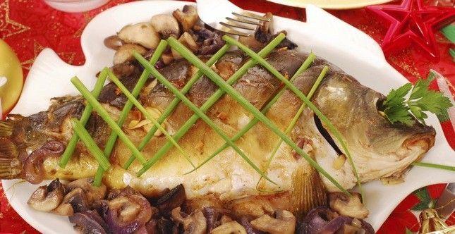 Molti modi per cucinare la carpa for Cocinar lombarda