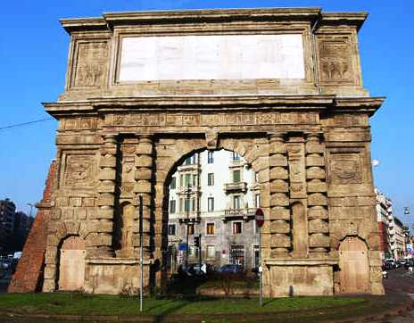 Corso di porta romana - Corso di porta romana ...