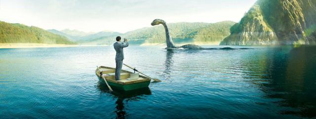 mostro loch ness google doodle