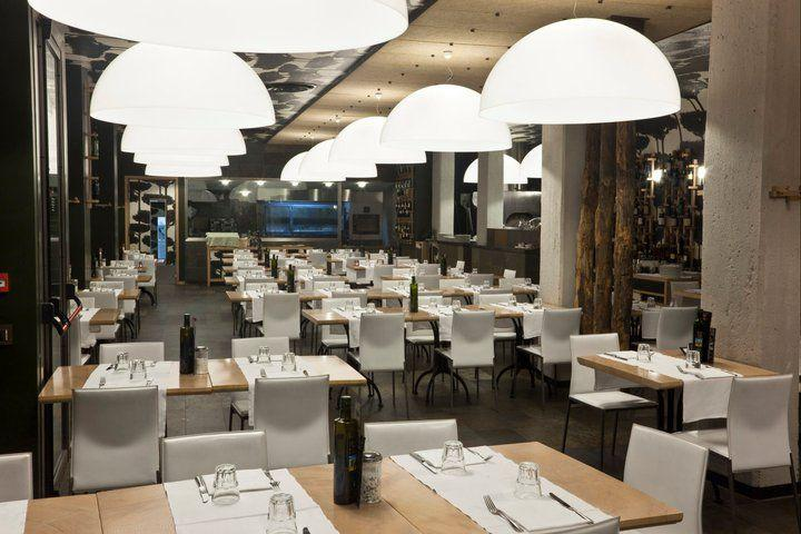 Grani braci a milano ristorante pizzeria steak house for Arredamento per pizzeria