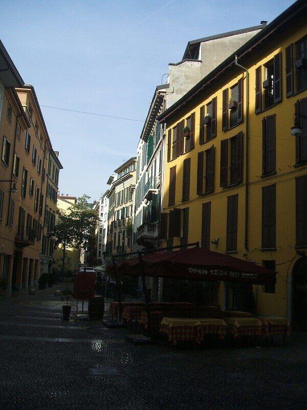 Quartiere brera for Belle arti milano brera
