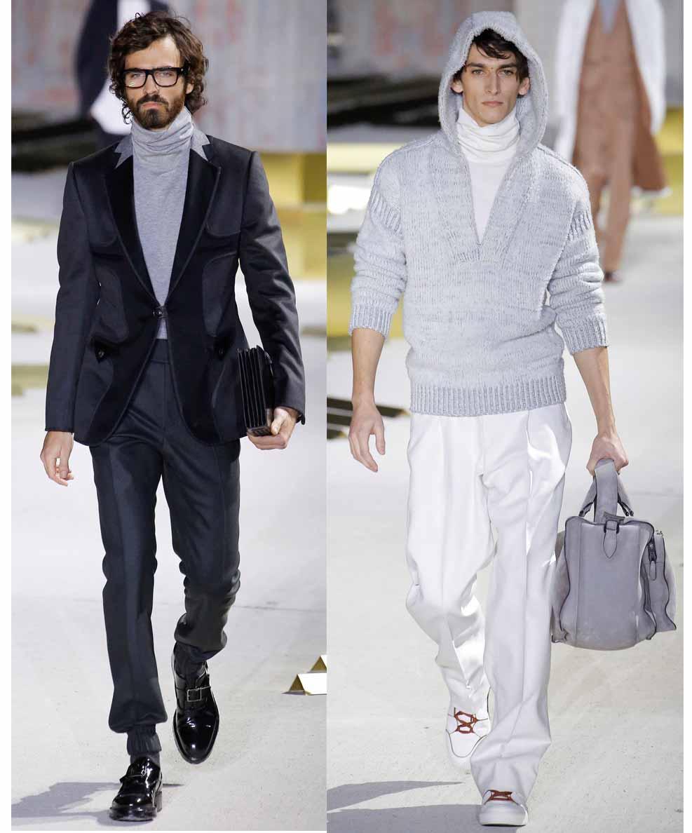 Milano Fashion Week 2017: le grandi tendenze della moda uomo