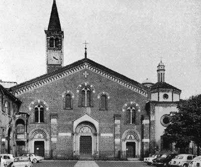 Sant eustorgio for Piazza sant eustorgio