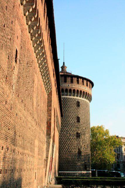 fantasmi al Castello Sforzesco