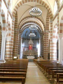 La basilica di san pietro in sala for Interno san pietro
