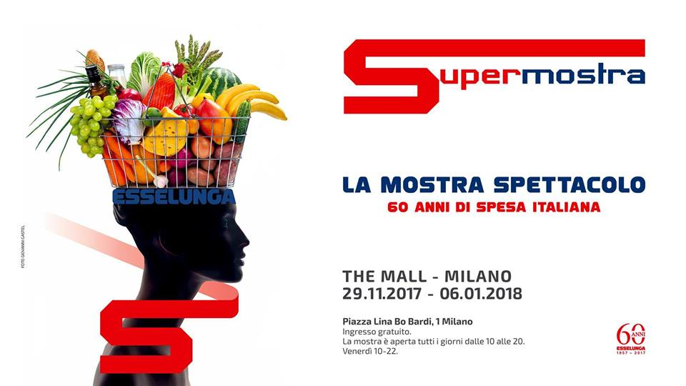 supermostra mostra esselunga the mall milano tiziana leopizzi