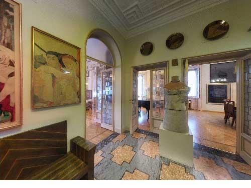 Museo boschi di stefano alla scoperta di de chirico for Casa museo boschi di stefano