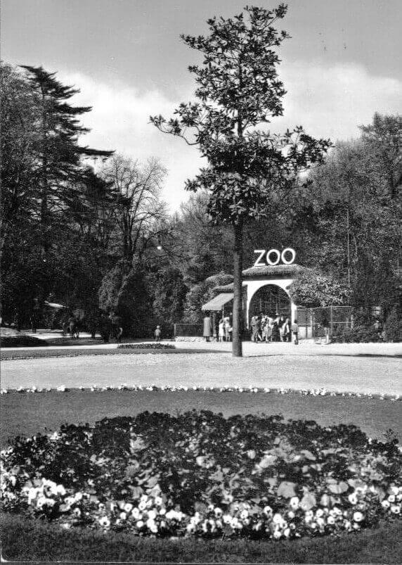 Lo zoo di milano fino al 1992 ai giardini di porta venezia - Cinema porta venezia milano ...