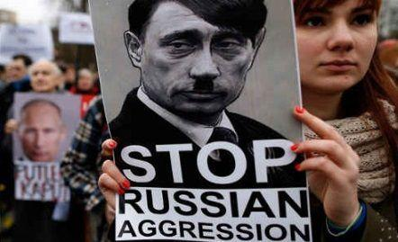 stop russian aggression