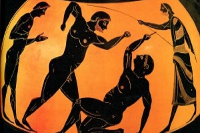 Ancient Greek Olympics for Kids  Ducksters