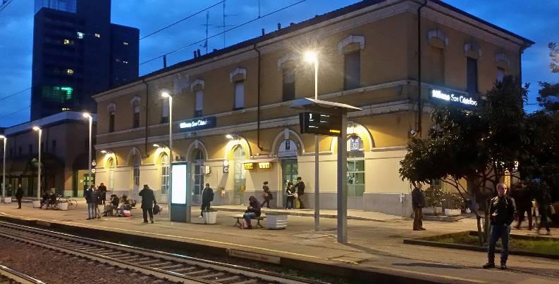 La stazione di san cristoforo e di porta genova - Carabinieri porta genova milano ...