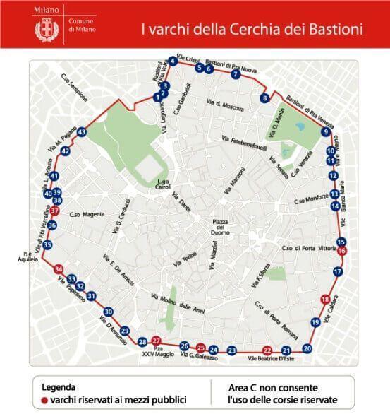 Da Milano a Monza in bicicletta attraverso il Parco Nord ...