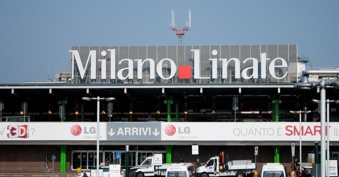 Milano Linate Prime Una Nuova Porta