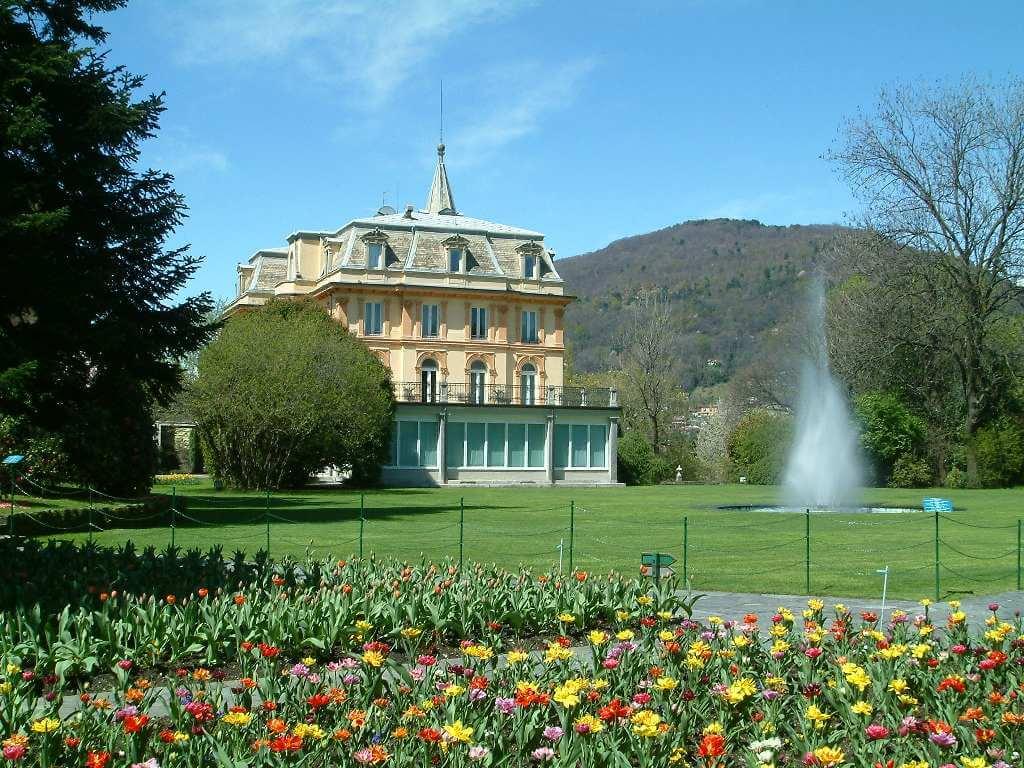 I giardini di villa taranto a pallanza for Giardini meravigliosi