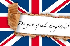 inglese speak english
